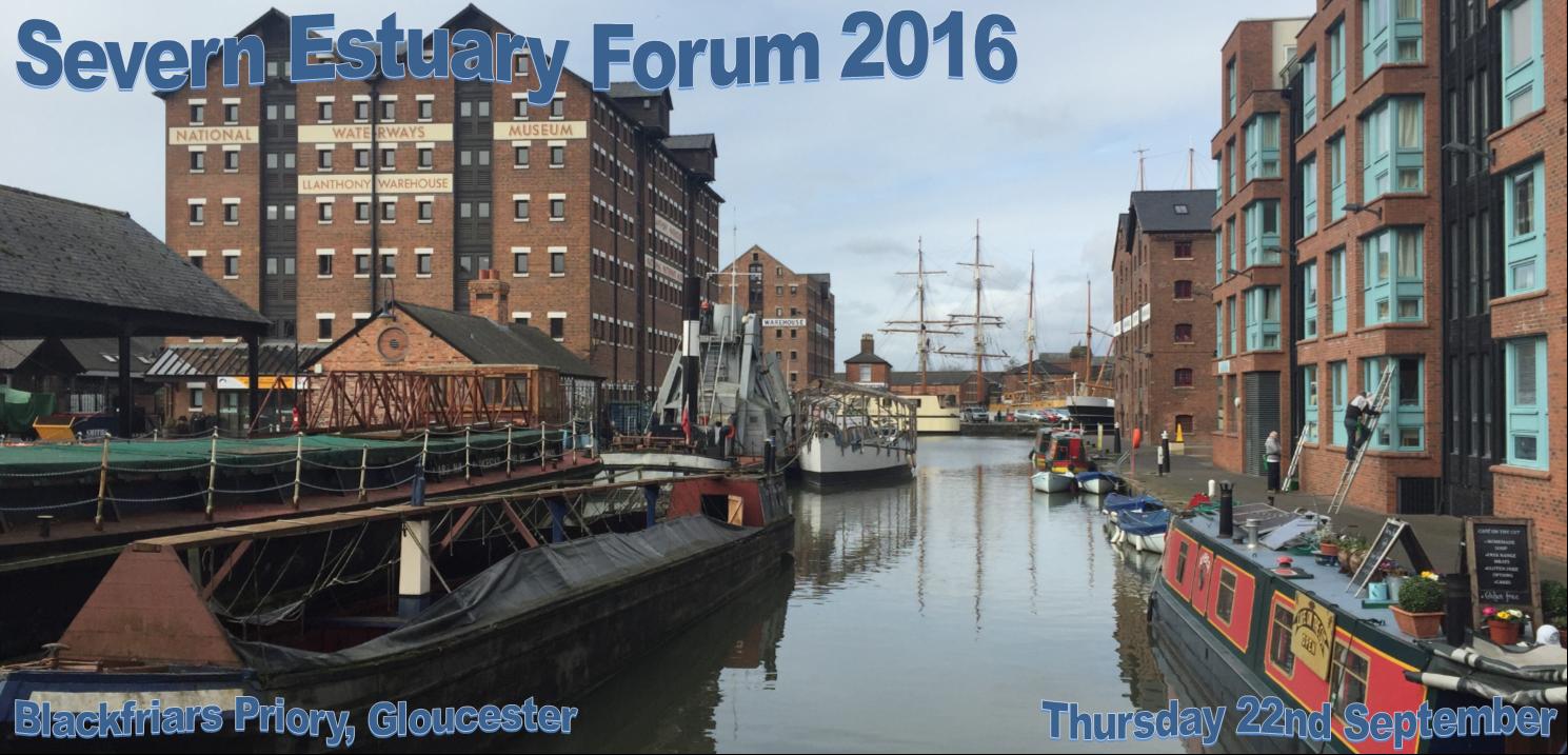 Severn Estuary Forum 2016